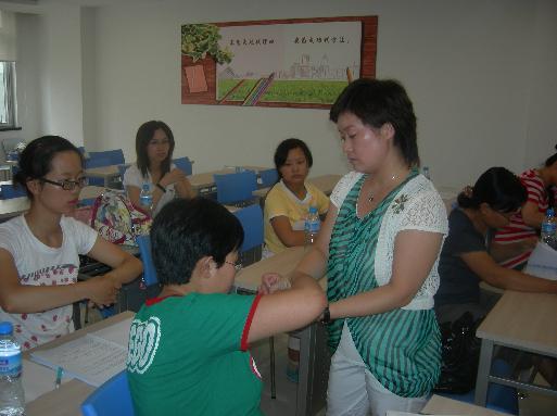 第七期(第2讲)小儿推拿家长培训班成功举办 - 小儿按摩网(小儿推拿网) - 小儿推拿按摩:爱意在指间流淌