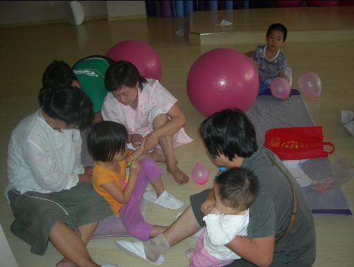 第七期(第3讲)小儿推拿家长培训班成功举办 - 小儿按摩网(小儿推拿网) - 小儿推拿按摩:爱意在指间流淌
