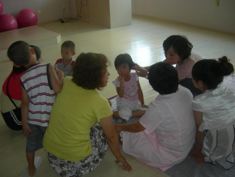 第八期(第3讲)小儿推拿家长培训班成功举办 - 小儿按摩网(小儿推拿网) - 小儿推拿按摩:爱意在指间流淌