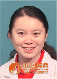 山东省中医院推拿科副主任曾庆云