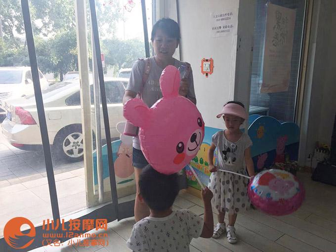 葫芦娃儿童健康调理中心